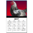 Hudson Valley Art: Willie the Rooster Calendar