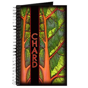 Rhubarb Chard Journal
